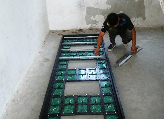 椒江三甲led显示屏安装和维修